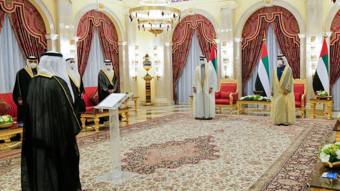 تعديل وزاري في الإمارات