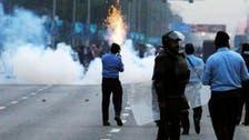 اسلام آباد میں سرکاری ملازمین کا احتجاج، پولیس سے جھڑپیں