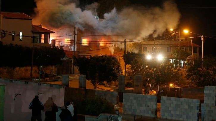 Israel razes home of Palestinian accused of killing settler in occupied West Bank