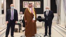 خالد بن سلمان کی یمن کے لیے اقوام متحدہ اور امریکا کے خصوصی نمائندوں سے مشترکہ ملاقات