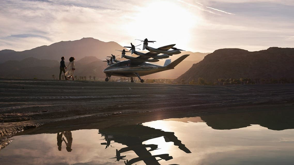 Electric-aircraft startup Archer is developing an aircraft capable of helicopter-style, vertical takeoffs and landings. (Courtesy: Archer)