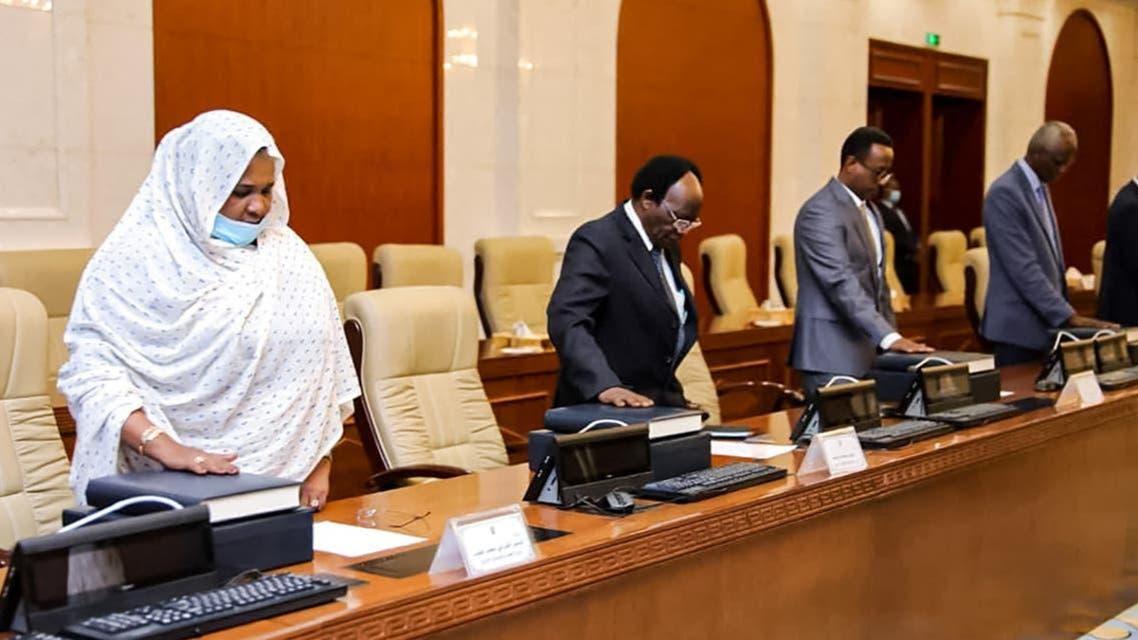 Sudan Cabinet