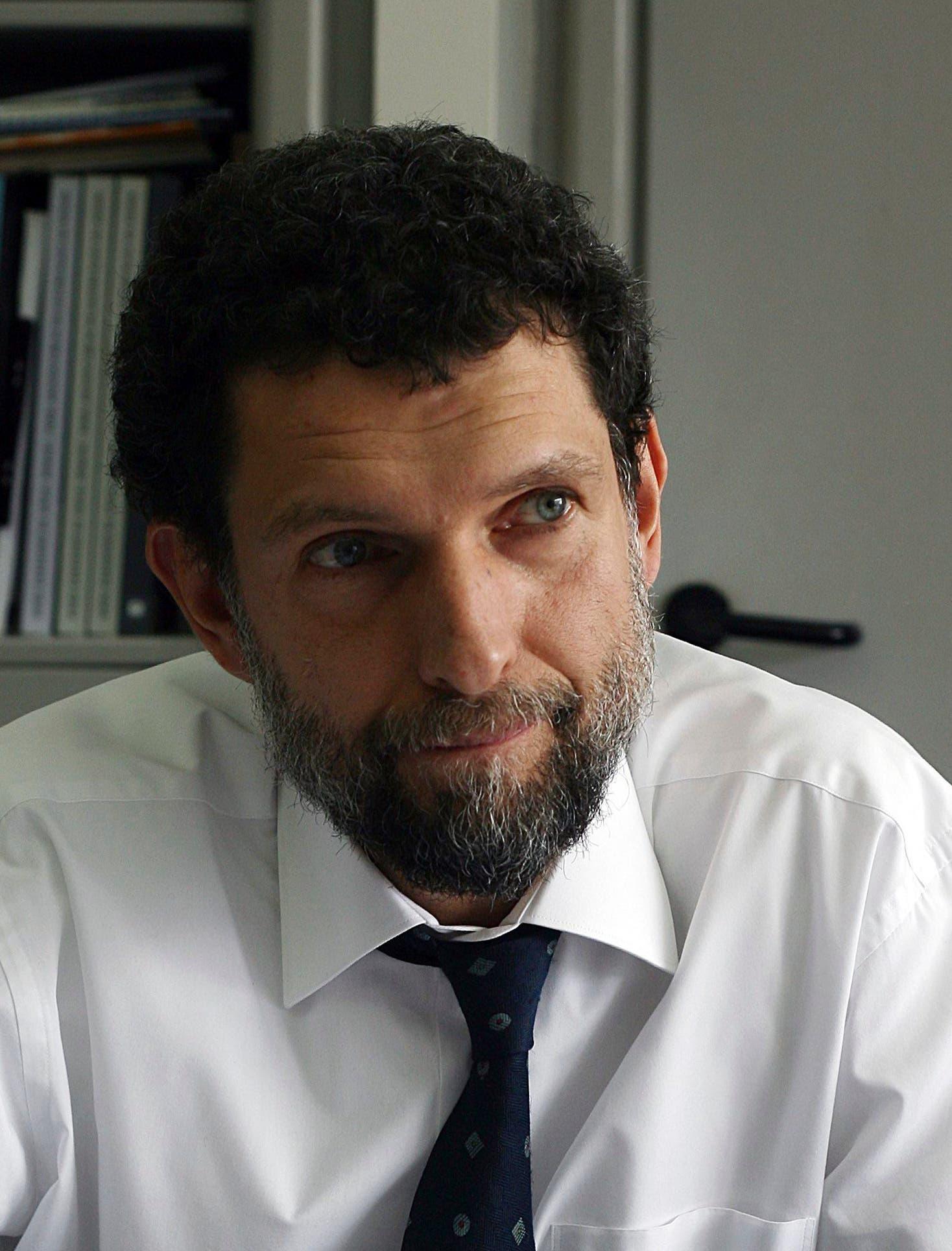 رجل الأعمال التركي عثمان كافالا