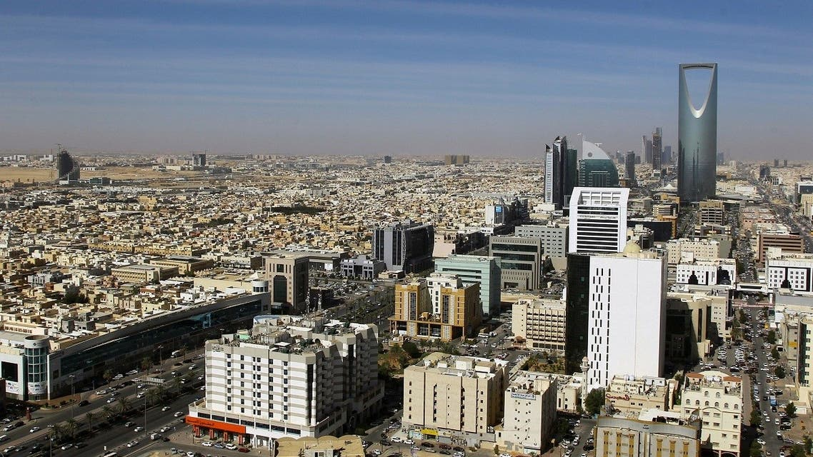 A view shows buildings and the Kingdom Centre Tower in Riyadh, Saudi Arabia. (Reuters)