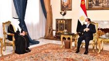 السيسي: العلاقات المصرية السعودية استراتيجية وركيزة لاستقرار المنطقة