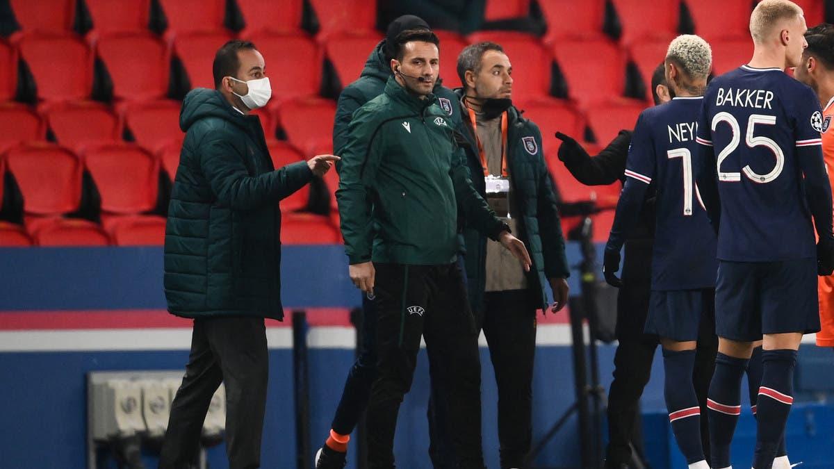 """""""يويفا"""" يبدأ إجراءات قضية حكام مباراة باريس وباشاك شهير"""