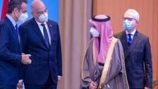 خطے میں امن واستحکام کے لیے مل کر کوشش کرنے کی ضرورت ہے: سعودی عرب