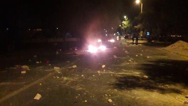 تونس.. احتجاجات إثر منع الجيش شباناً من غلق محطة ضخّ نفطية