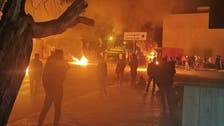 احتجاجات بتونس بعد تدخل الجيش لمنع إغلاق محطة لضخّ النفط