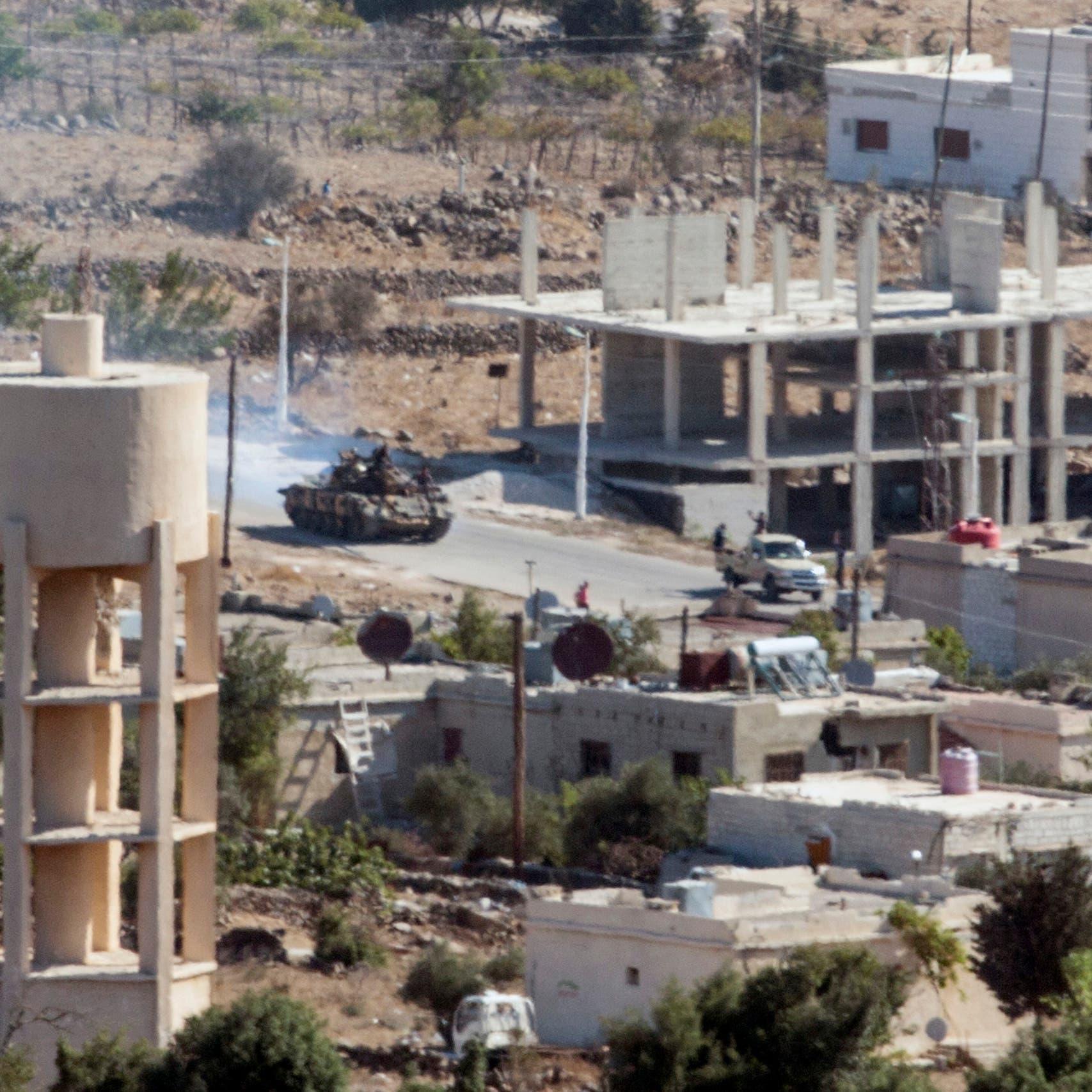 سماع دوي انفجار في محافظة القنيطرة السورية