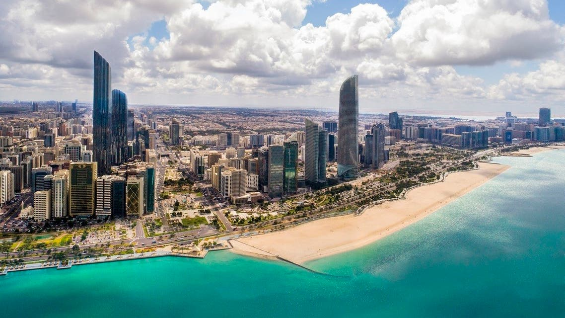 Aerial View of Abu Dhabi City. (Mahmoud Ghazal via iStock)
