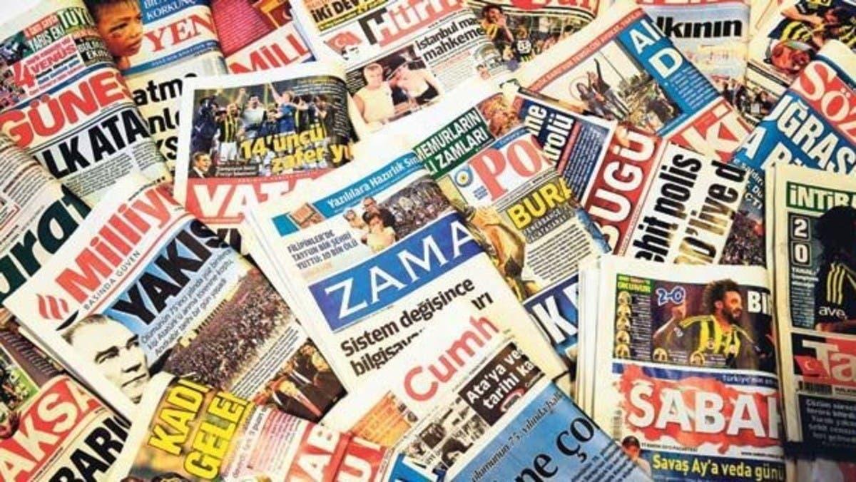 """""""الدولي للصحافة"""" يدين تنكيل حكومة أردوغان بوسائل إعلام المعارضة"""