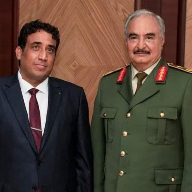 واشنطن تؤكد دعمها لرئيس المجلس الرئاسي الليبي الجديد محمد المنفي