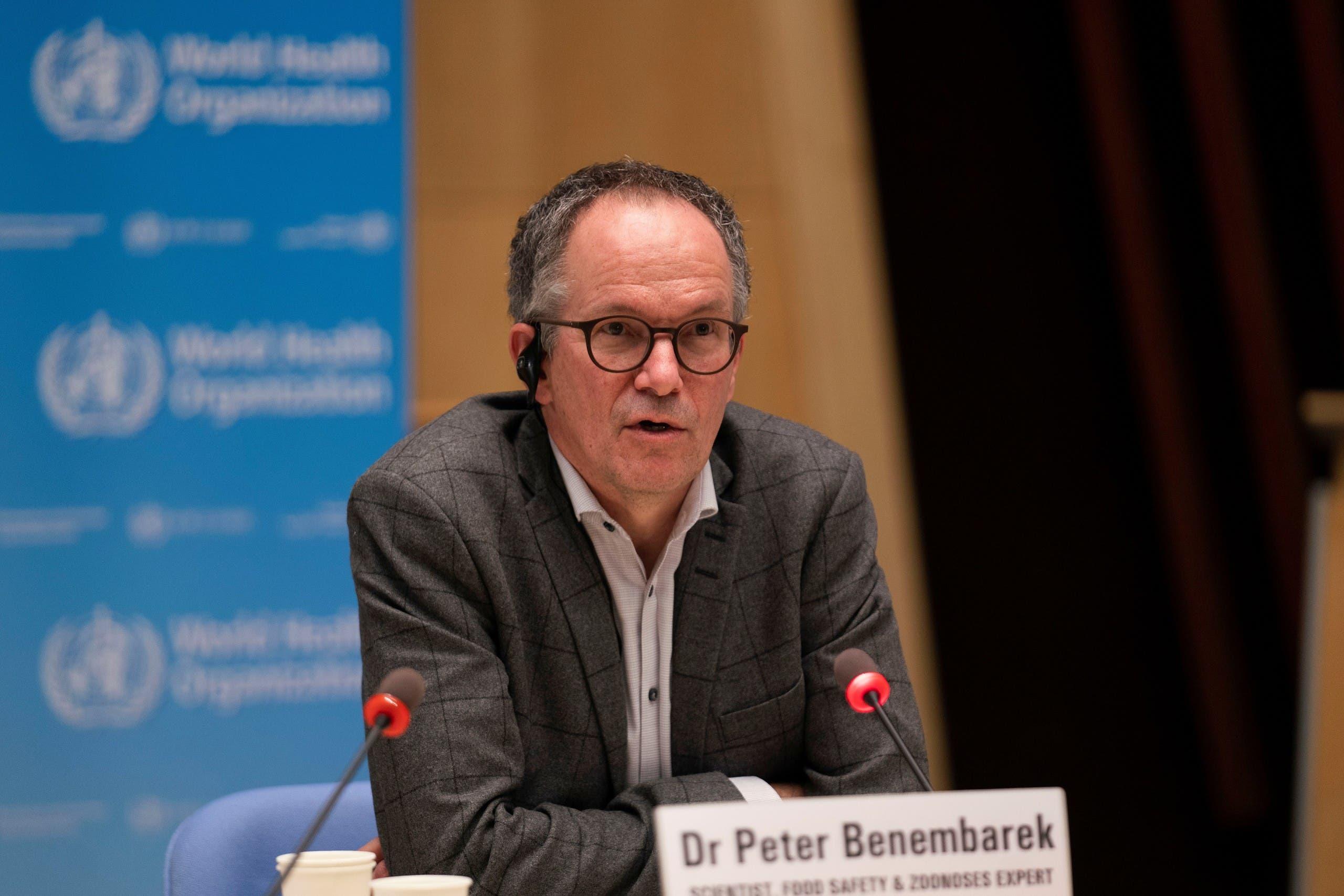 بيتر بن امباريك (أرشيفية)