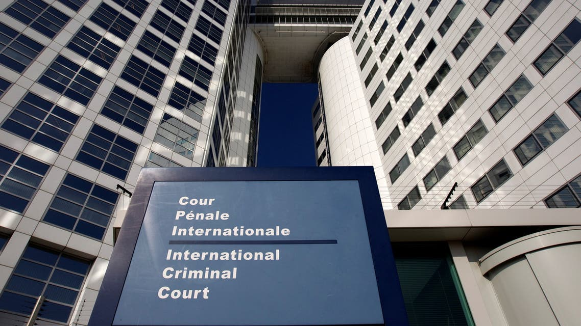 The entrance of the International Criminal Court (ICC) is seen in The Hague March 3, 2011. (Reuters)