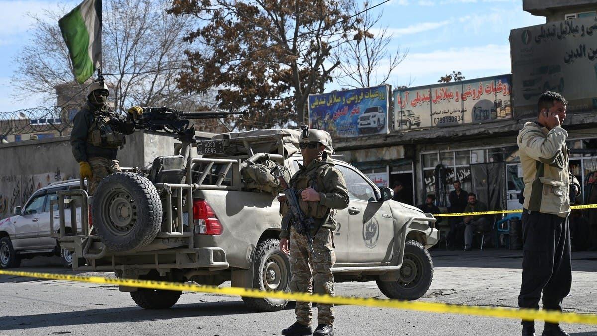 """اشتباكات وانفجارات بأفغانستان ومقتل 4 """"أمنيين"""" و18 """"إرهابيا"""""""