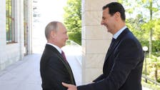Russia's Putin tells Syria's Assad vote win confirms is 'political authority'