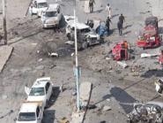 قتلى وجرحى في تفجير انتحاري قرب القصر الرئاسي بمقديشو