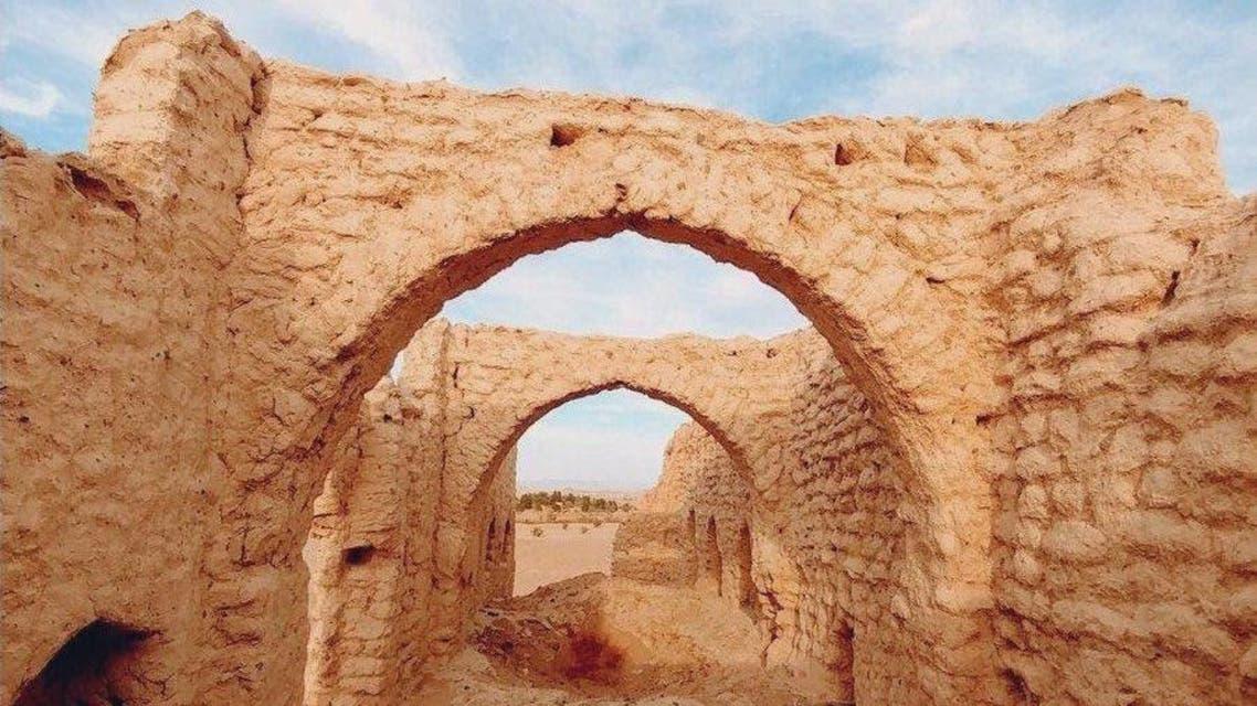 دو ہزار سال پرانا سعودی گائوں
