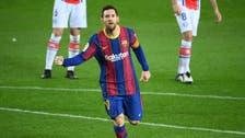 برشلونة يواصل انطلاقته ويعبر ألافيس بخماسية