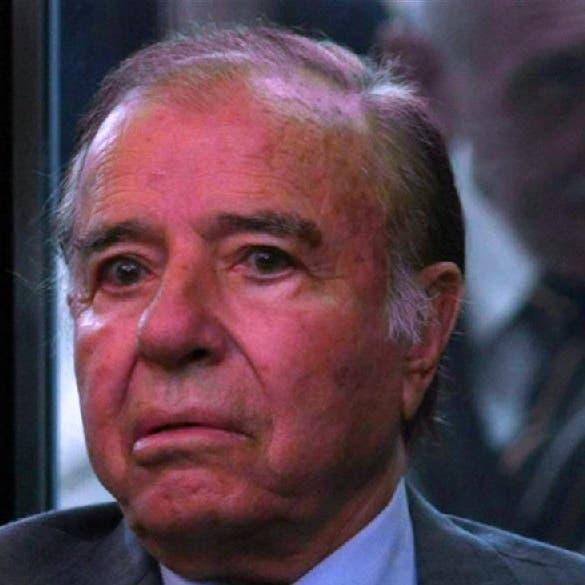وفاة السوري الأصل كارلوس منعم رئيس الأرجنتين الأسبق