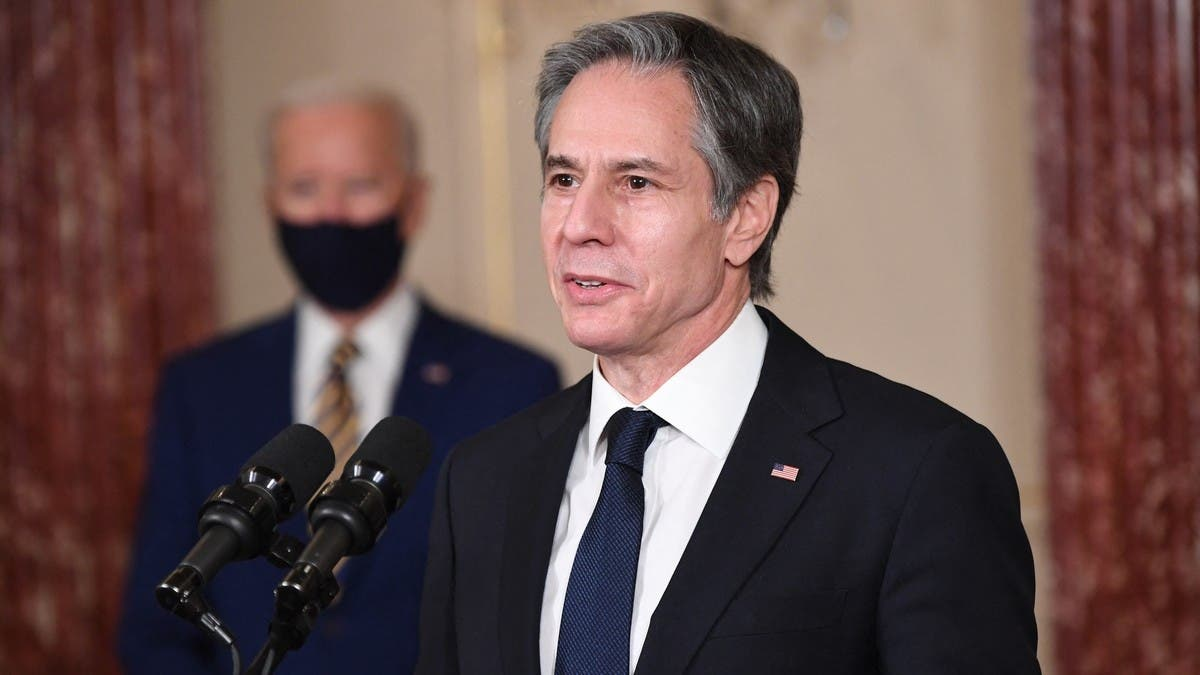 بلينكن: سنمنع إيران من امتلاك النووي عبر الدبلوماسية