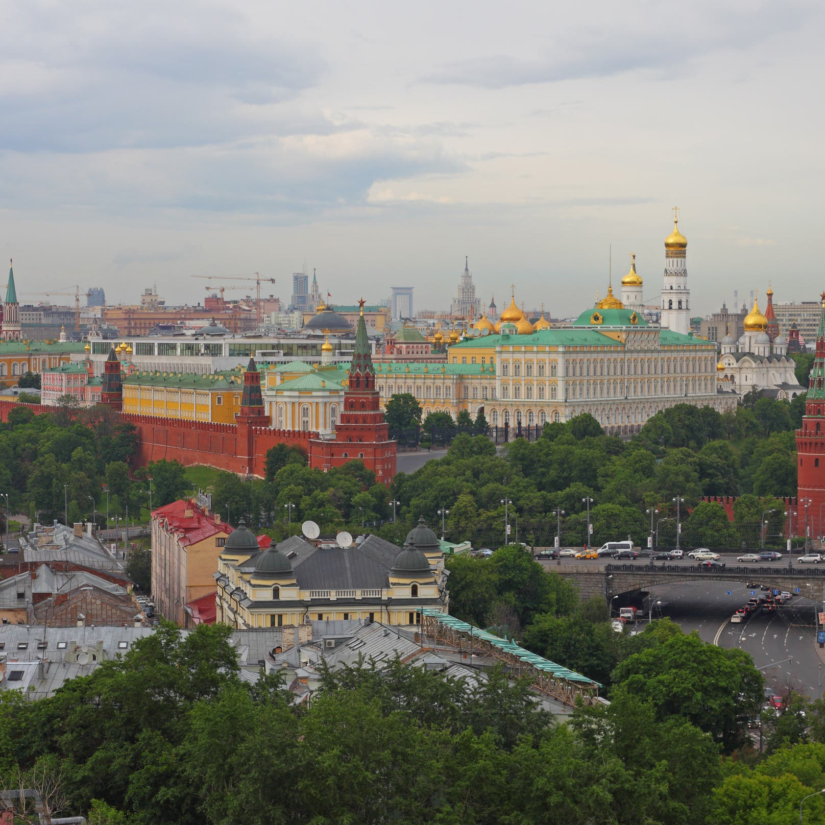 روسيا لدول أوروبا: تعملون جميعاً ضدنا
