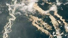 """ما حقيقة """"أنهار الذهب"""" التي نشرت صورها ناسا؟"""
