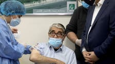 Lebanon begins COVID-19 vaccination drive, PM says will wait his turn