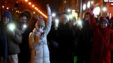 Russia moves to extinguish pro-Navalny 'flashlight' protests