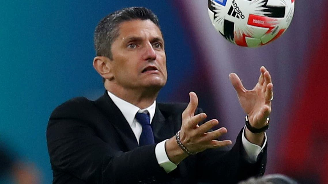 Football coach Razvan Lucescu. (Reuters)