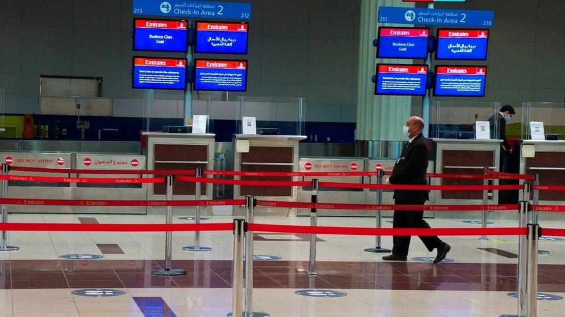 Dubai Airport and Coronavirus