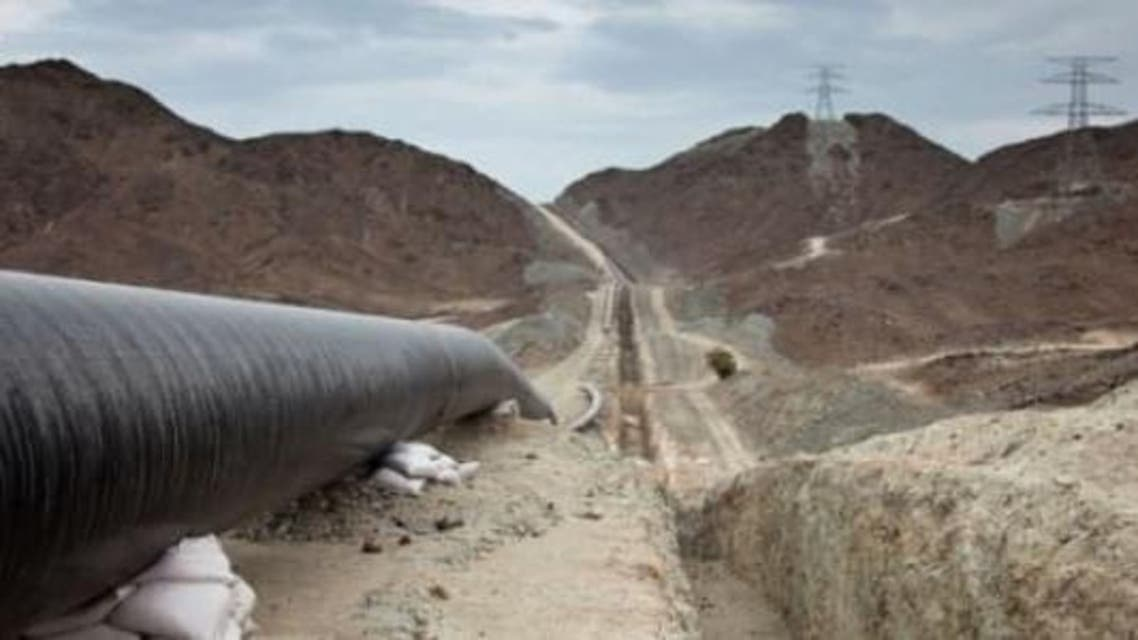 Gaza Gass Pipeline