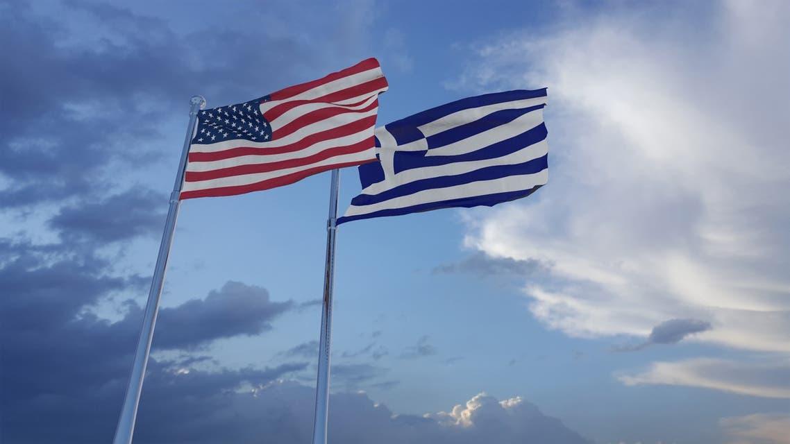 اليونان أميركا