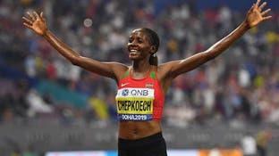 دونده زن کنیایی رکورد جهانی دو و میدانی 5 کیلومتر را شکست