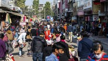 A year on from lockdown, India reports worst daily rise in COVID-19 in months