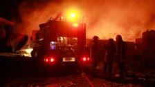 Afghan-Iran border blaze after fuel tanker blast brought under control