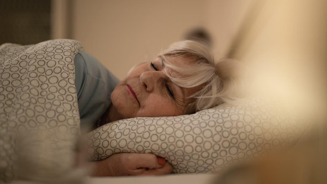 النوم لكبار السن