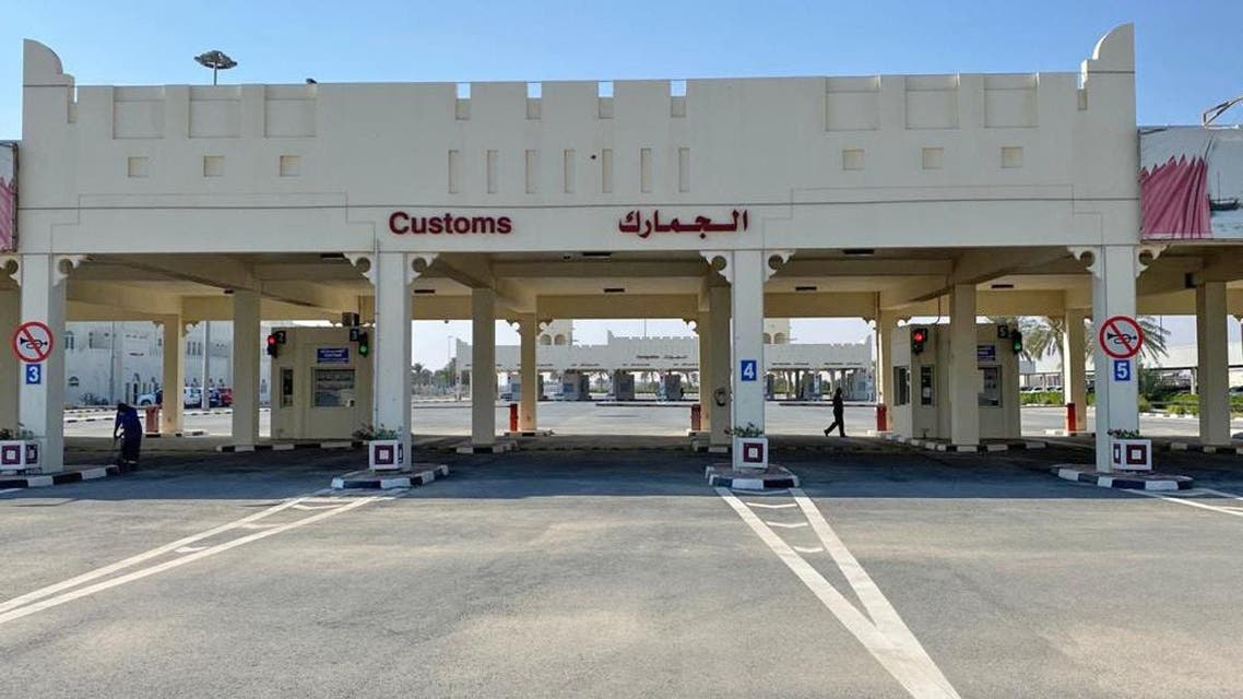 Qatar open crossing for trade with KSA
