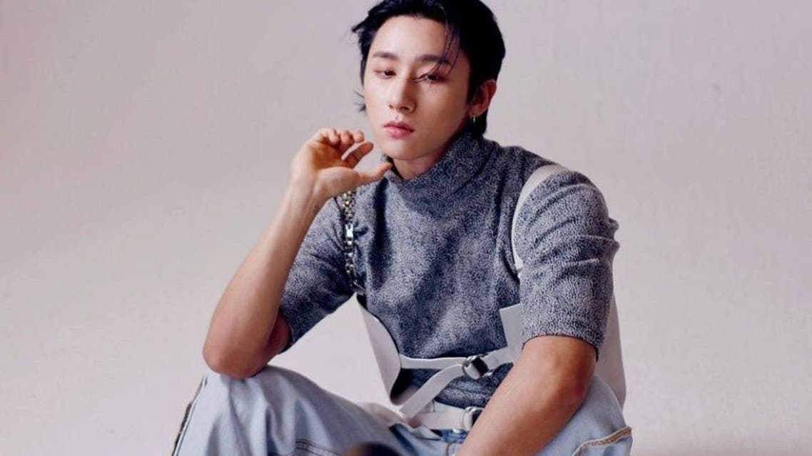 K-pop rapper I.M from Monsta X