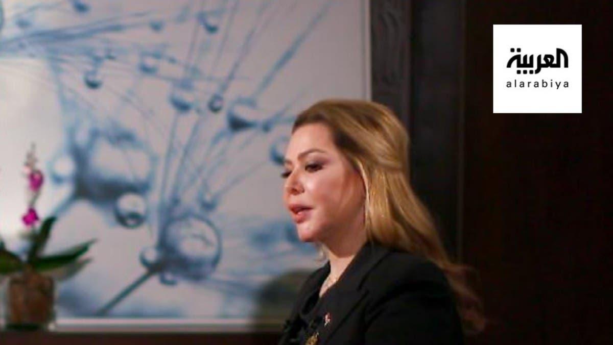 """رغد صدام حسين تحكي لـ """"العربية"""" عن الخلاف الدامي بين زوجها ووالدها"""