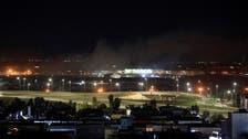 Three explosives-laden drones hit near Iraq's Erbil