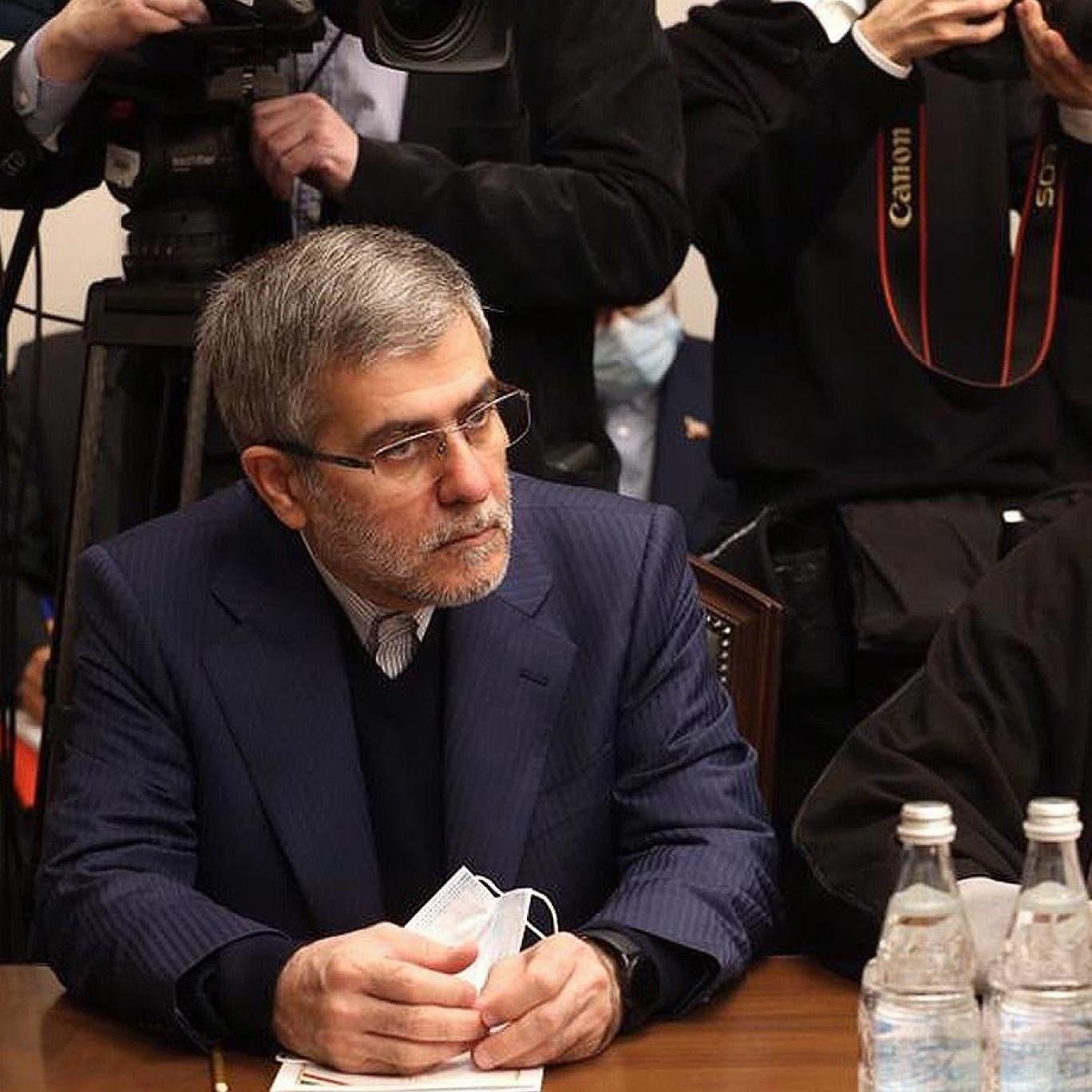 فضائح زيارة قاليباف لموسكو.. اعتقال نائب بوفده بسبب عقوبات أميركا