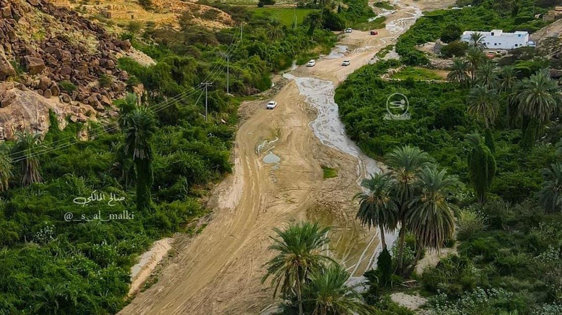 وادي الغنما