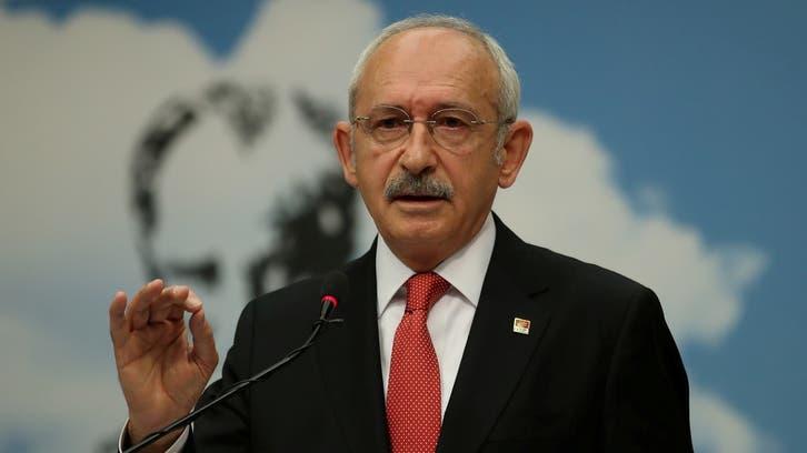 زعيم المعارضة التركية: أردوغان مسؤول عن زيادة حالات كورونا