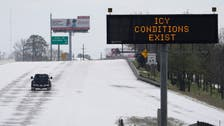 Rare cold snap in Texas kills at least one, leaves 4 mln people without power