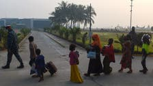 More Rohingya refugees moved to remote Bangladesh silt island