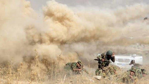 مقتل عنصرين من الميليشيات الموالية لإيران بلغم أرضي شرق دير الزور