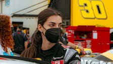 Toni Breidinger becomes NASCAR's first Arab-American female driver