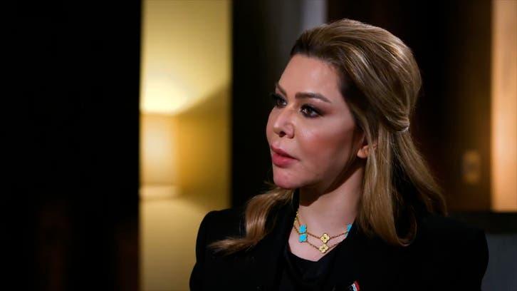 رغد صدام حسين لقاء خاص وحصري- الجزء الثالث